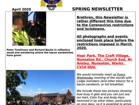 Mike Hailwood Lodge - News