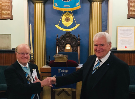 Lodge of Goodwill Installation