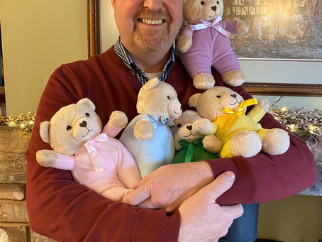 Every homeless child in city B&Bs to get teddy bear after 1,000 donated to BrumWish campaign
