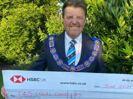 £200,000 for local good causes