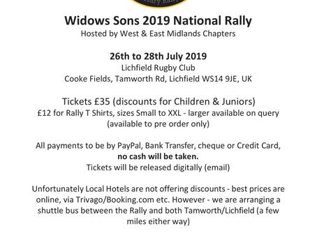 Widows Sons 2019 National Rally