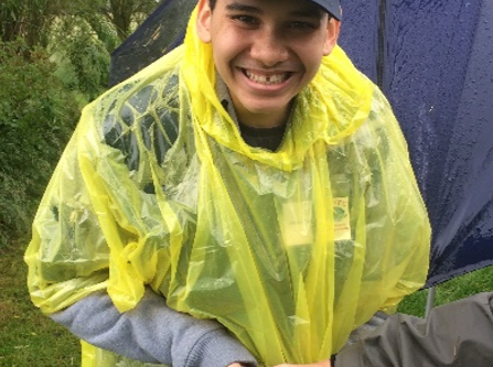 Fishing in the rain with the MTSFC