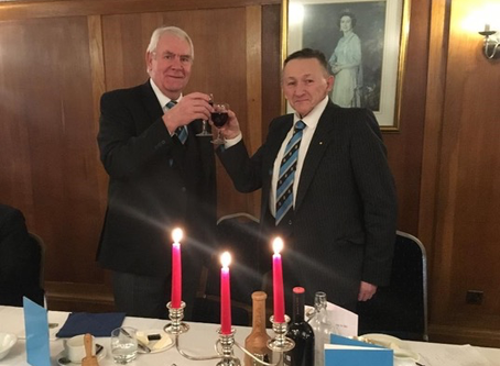 Support Team Leader takes the chair at Lord Leycester Lodge