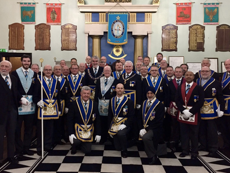 Lodge of Goodwill Celebrates 100 Years