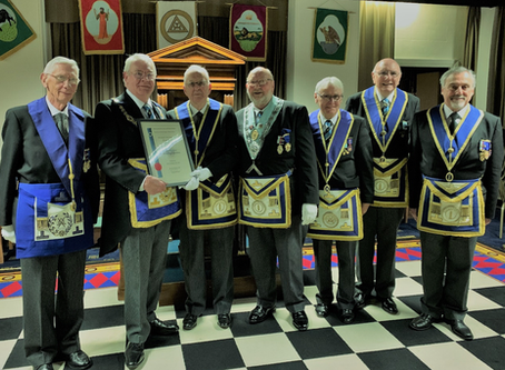 50 Years with the Lodge of Progress