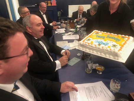 Goldeslie Lodge had their cake and ate it