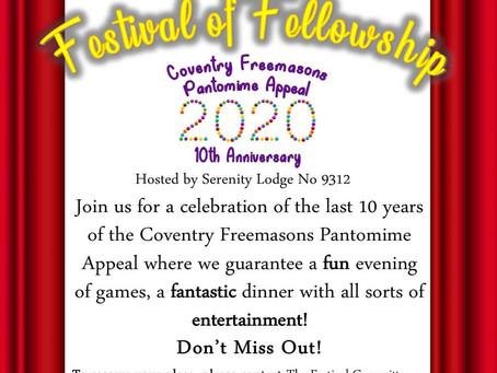 Join the Festval of Fellowship