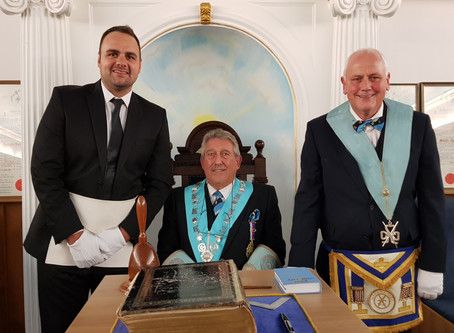 Knowle welcomes a new brother
