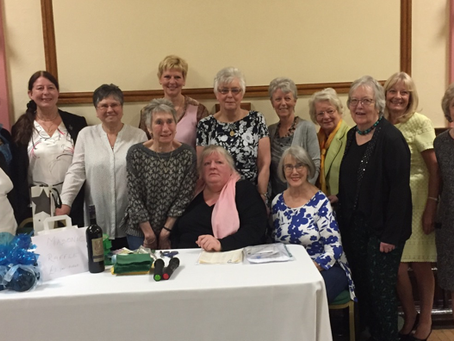 Ladies Gift Fund – Annual Spring Lunch