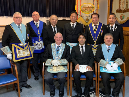 Charterhouse welcomes a new brother