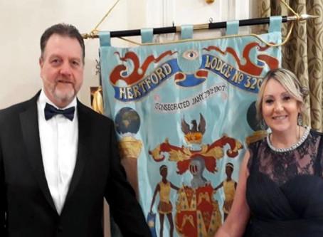 Hertford Lodge No 3208 - Ladies Evening 2020