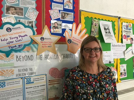 MCF AND WARWICKSHIRE SUPPORT BEYOND THE HORIZONS