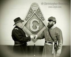 HJ Hunley and Freemasons in the Confederate Secret Service