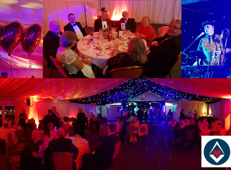 The Valentines Ball was a great success