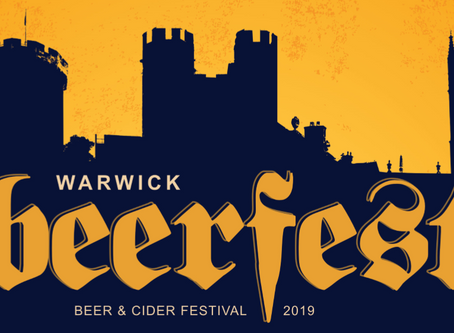 Warwick Beerfest - raising money for a great cause