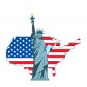 countries-flags-landmarks-flat-icons-set