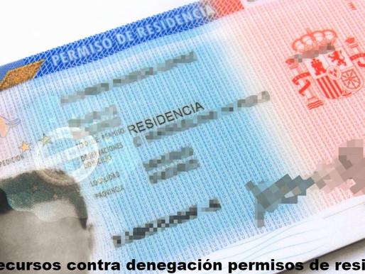 Concesión del permiso de residencia pese a tener antecedentes penales