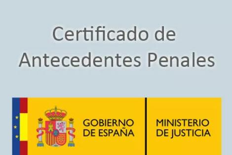 Los certificados de antecedentes penales para solicitar la nacionalidad española, tienen fecha de ca