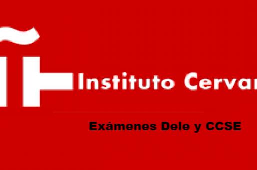 TODO SOBRE LOS EXÁMENES DEL INSTITUTO CERVANTES