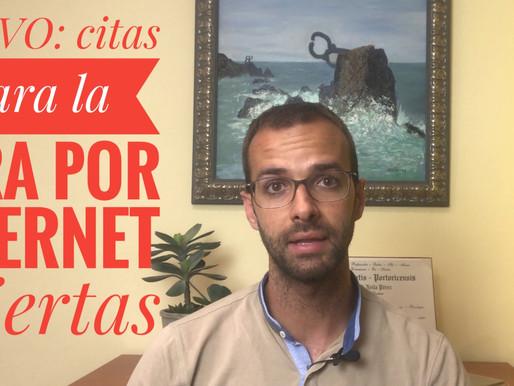 CITA PREVIA PARA LA JURA DE NACIONALIDAD ONLINE ABIERTA
