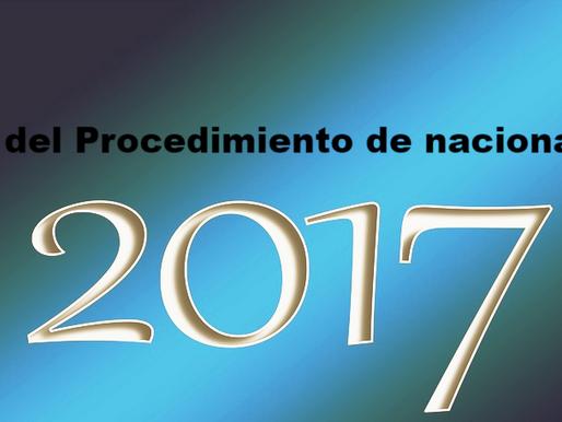 Claves del procedimiento de adquisición de nacionalidad española para el año 2017
