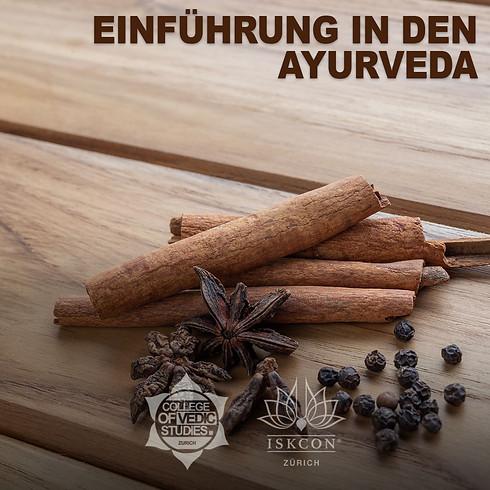 Einführung in den Ayurveda