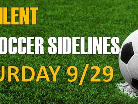 Silent Saturday - September 29th