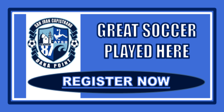 Dana Point/San Juan Capistrano - AYSO Soccer Registration Early Bird is OPEN!