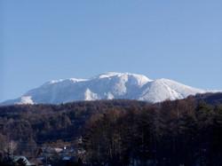 横岳 樹氷