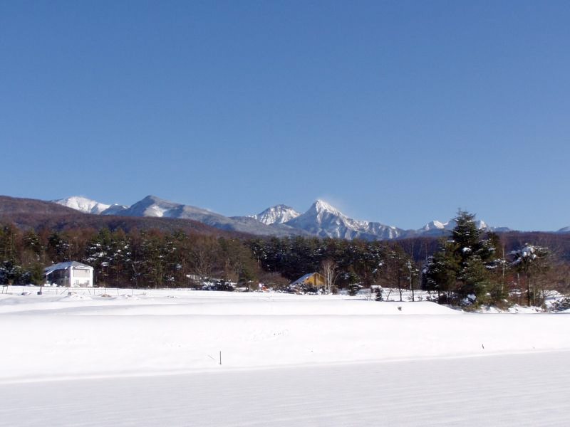 八ヶ岳18