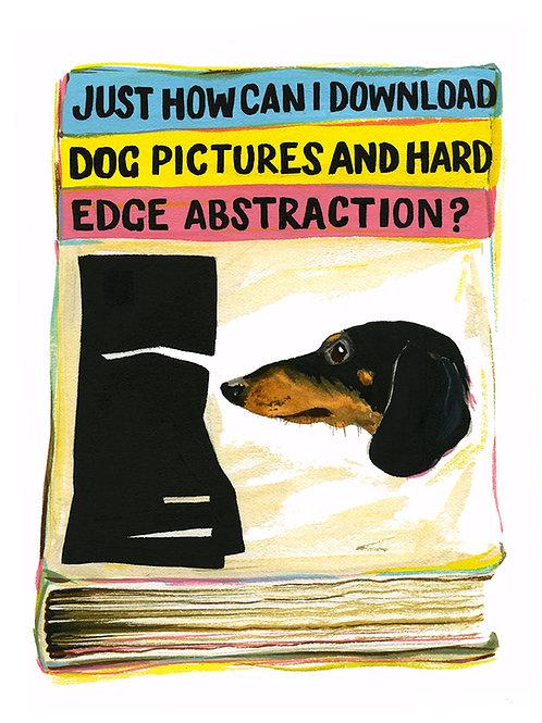 hard-edge abstraction