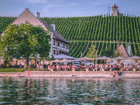 Rebgut Haltnau - Restaurant und Biergarten direkt am Bodensee