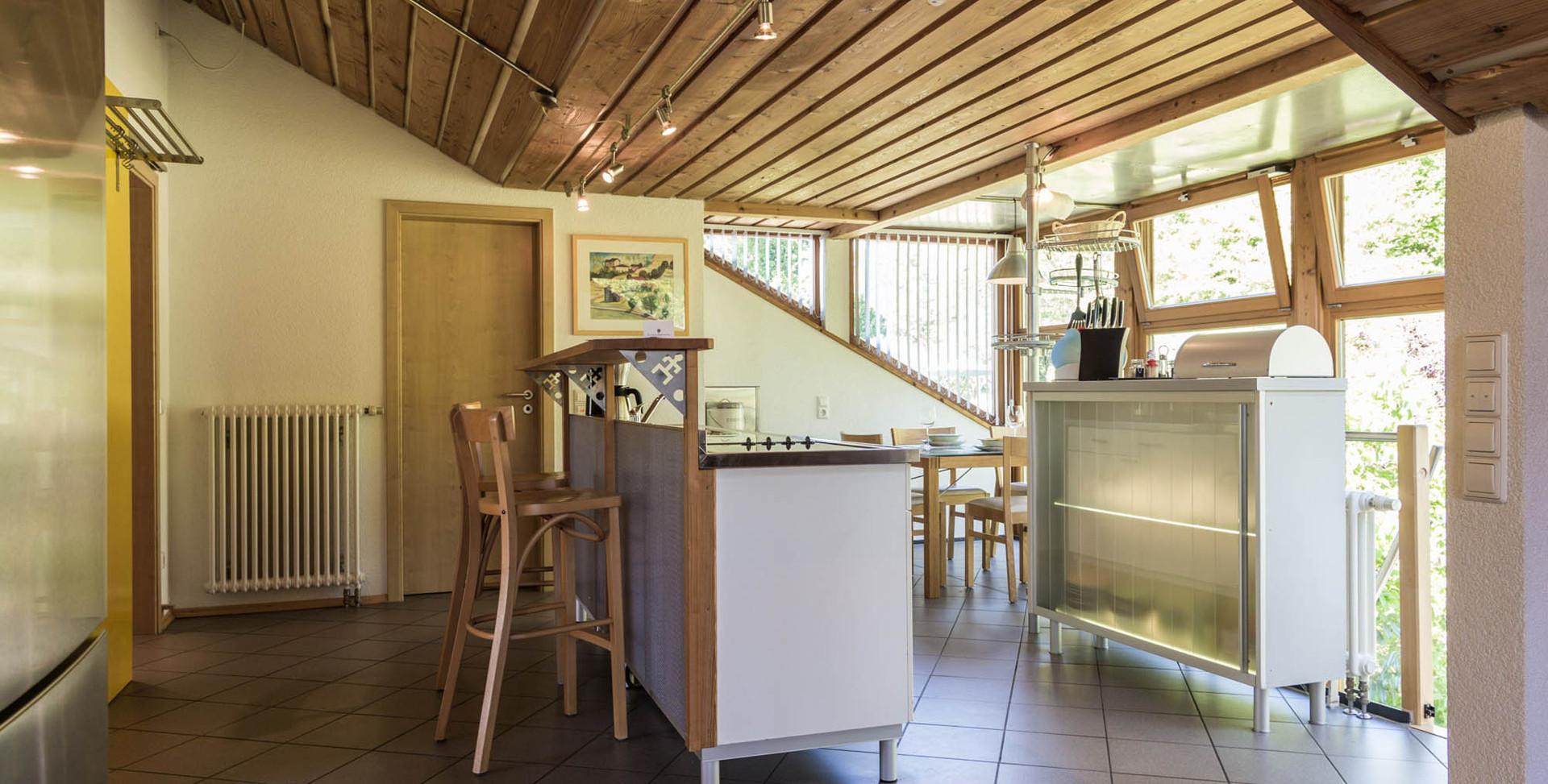 Küche Luftschloss - Klaushausen