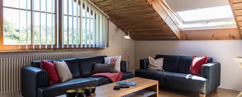 Wohnzimmer Luftschloss - Klaushausen