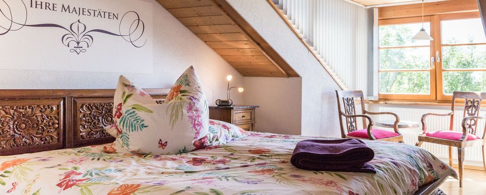 Schlafzimmer 1 Luftschloss - Klaushausen