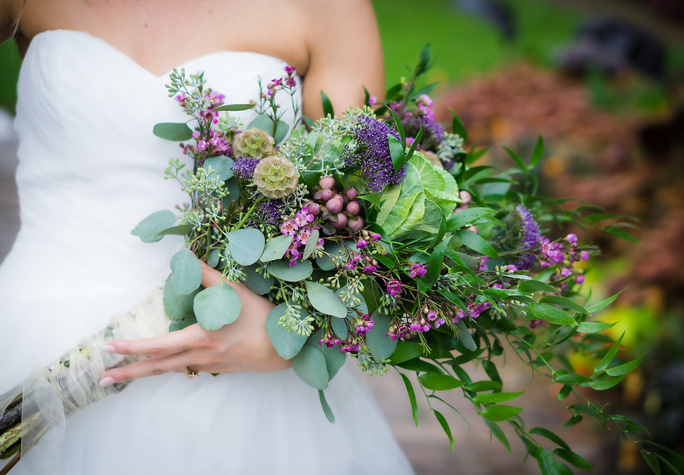 Madison Wisconsin Wedding Photographer Bouquet