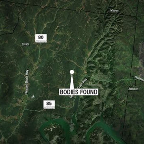 2 men found dead inside abandoned house in Smith County