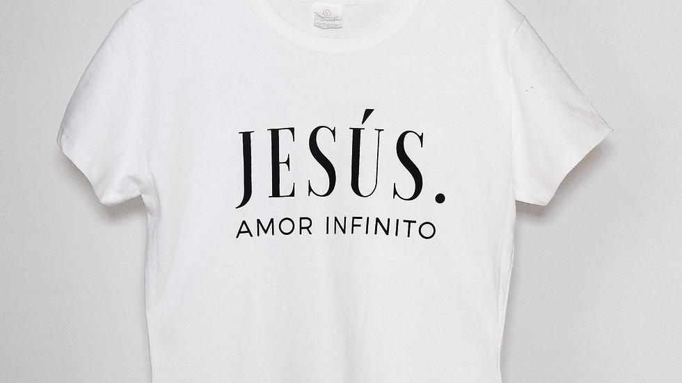 "______P L A Y E R A · B L A N C A______         ""Jesús: Amor Infinito"" Dama"