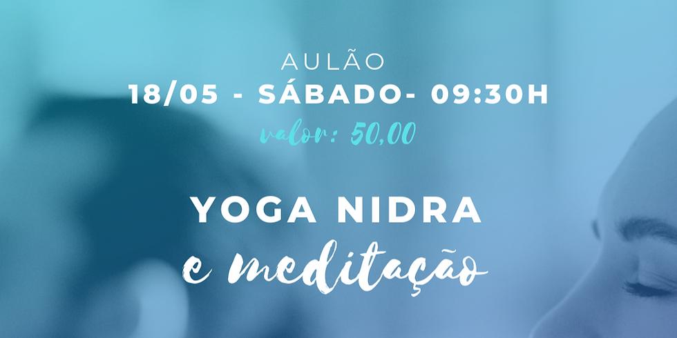 AULÃO YOGA NIDRA E MEDITAÇÃO (1)