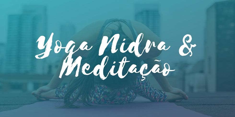 YOGA NIDRA & MEDITAÇÃO