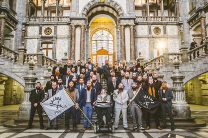 Official BVBE Fotoshoot 2017 @ Antwerp