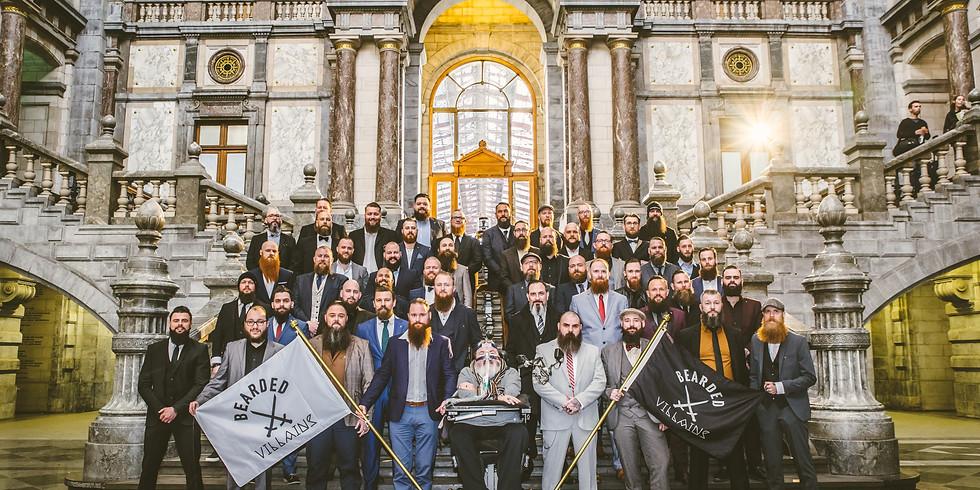 Bearded Villains Belgium for ALS