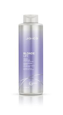 BLONDE LIFE Violet Shampoo 1L