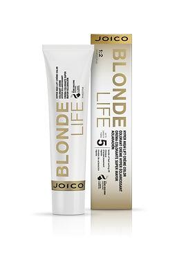 BLONDE LIFE Hyper High Lift Permanent Crème Color - Pearl