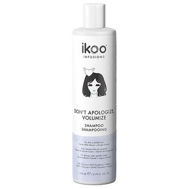 IKOO - Don't Apologize, Volumize Shampoo 250ml