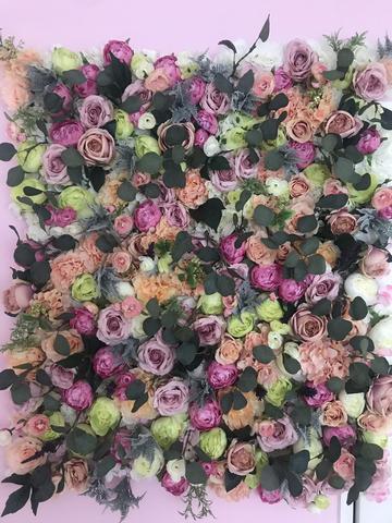 Flower Wall 17