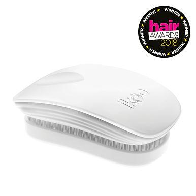 IKOO - Classic Pocket Brush - WHITE