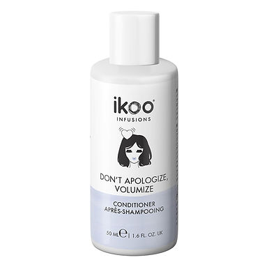 IKOO - Don't Apologize, Volumize Conditioner 50ml