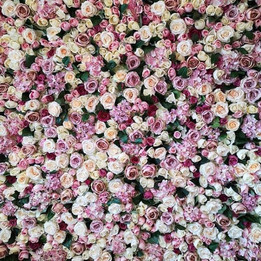 Flower Wall 12