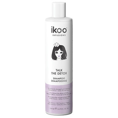 IKOO - Talk the Detox Shampoo 250ml
